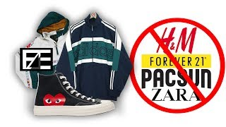 WHY YOU SHOULD BE BUYING VINTAGE STREETWEAR