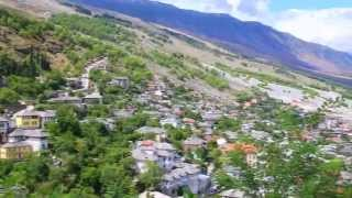 preview picture of video 'In The Mountains Of Gjirokaster | Albania | GoPro Camera'