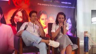 Is Julia Montes on a secret relationship with Coco Martin?