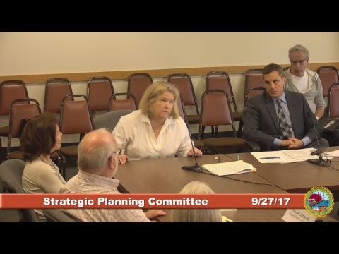 9.27.2017 Strategic Planning Committee for Vaughn Worth Bridge Revitalization 9.27.2017