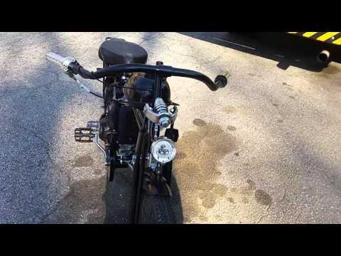 BIKEBERRY - Schwinn OCC Chopper Motor Bike - смотреть онлайн