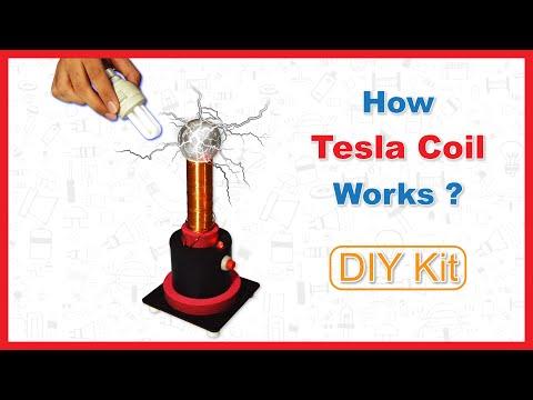 Tesla Coil - Physics Experiment Kit