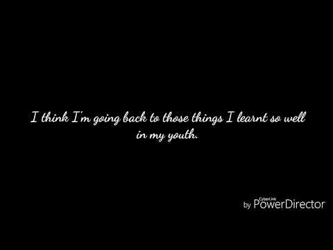Freddie Mercury - Going Back/I Can Hear Music. (With Lyrics)