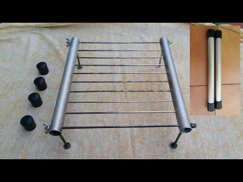Mini griglia portatile outdoor