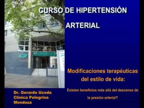 Tratamiento de la hipertensión minerales
