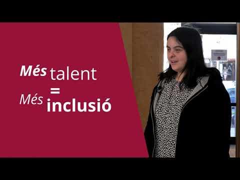 Veure vídeoMés Inclusio = Més Talent Càpsula 2 (L