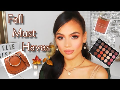 FALL MUST HAVES ! | Janelle Mariss