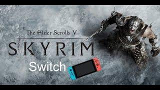 The Elder Scrolls V: Skyrim | Switch | 17 | Запись