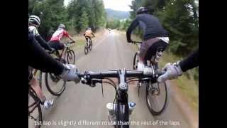 preview picture of video 'Krank Dirtwear 4 & 8 hour MTB Race, Hanmer Springs 2012'