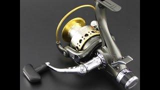 Катушка безынерционная с байтраннером trout pro star harrier 4000