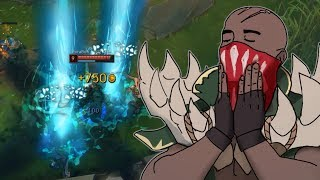 [LOL]Full AD Pyke Nemesis