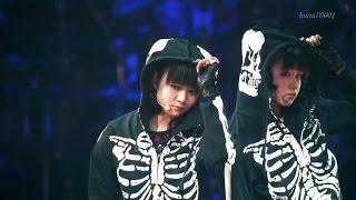 "Video thumbnail of ""BABYMETAL - Onedari Daisakusen「おねだり大作戦」最高音質 Live combination"""