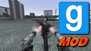 Garry's Mod: TFA Counter-Strike: Online SWEPs Part 1 - Most