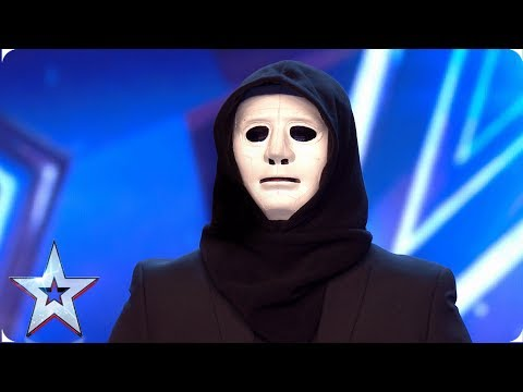Has X just proved PSYCHIC CONNECTION between Ant and Dec?! | Auditions | BGT 2019 (видео)