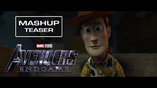 Toy Story 4   Avengers Endgame - [Mashup] Teaser