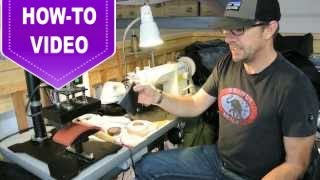 How To Weld/Bond Ripstop Nylon for DIY Outdoor Projects