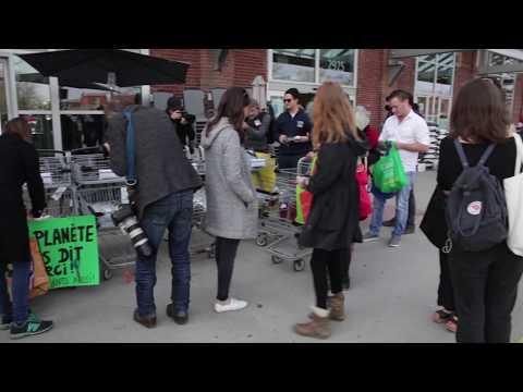 Un supermarché de Montréal pris pour cible