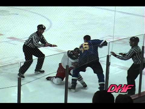 Kyle Neuber vs Brett Ponich