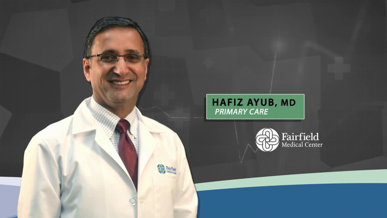 Experience the Expertise of Hafiz Ayub, M.D.