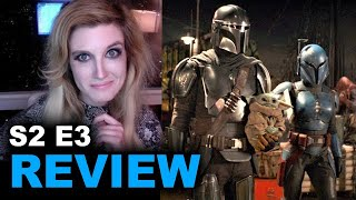 The Mandalorian Season 2 Episode 3 REVIEW & REACTION by Beyond The Trailer