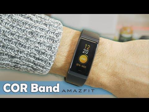 La NUEVA pulsera inteligente de AMAZFIT con larga autonomía   Cor MiDong