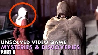 10 Strangest Unsolved Video Game Discoveries   Part II