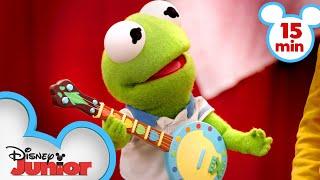 Best of Baby Kermit | Compilation | Muppet Babies | @Disney Junior