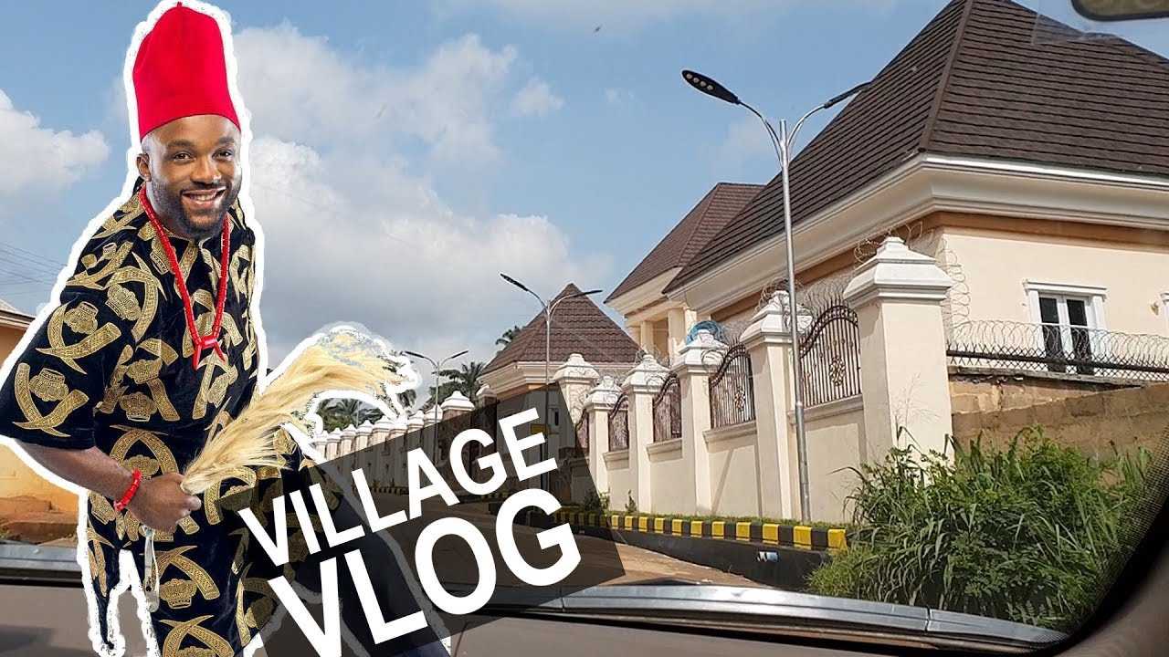 WHY IGBOS BUILD MANSIONS IN THE TOWN|Flo Financing thumbnail