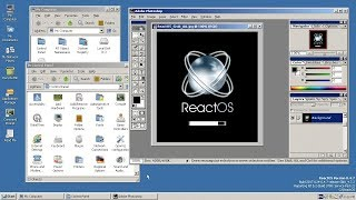 ReactOS: Free Windows Alternative