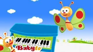 Musical Instruments - Flip and Flash & First Words (Full Episode HD) | BabyTV