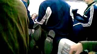 Драка в самолете,Стамбул-Краснодар