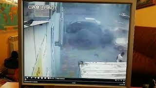 В Уральске сбили парня