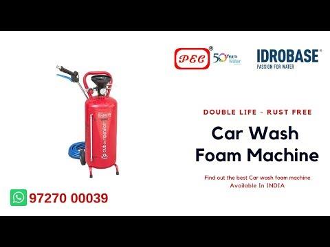 PEC Double Life Car Wash Foam Machine