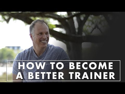 Leadership Development: How to Become A Better Trainer