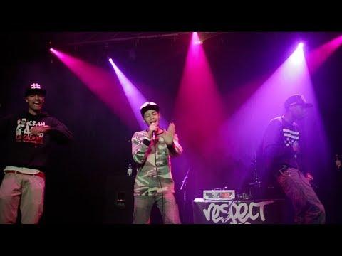 Woday Mob Live at The Roxy Theatre Denver, CO