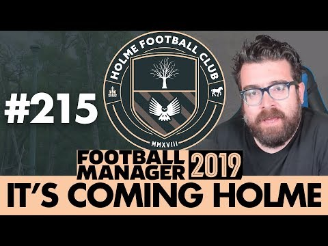 HOLME FC FM19 | Part 215 | LIVERPOOL RELEGATED? | Football Manager 2019