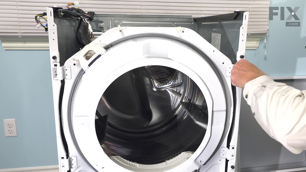 Replacing your LG Dryer Thermal Fuse