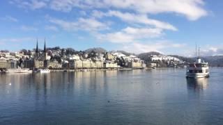 スイス発 冬でもルツェルン湖遊覧船を楽しめます【スイス情報.com】