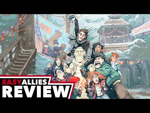 Groundhog Day: Like Father Like Son - Easy Allies Review - YouTube video thumbnail