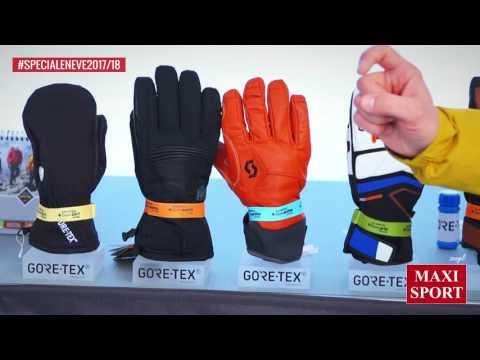 Tecnologia GORE-TEX® Guanti @ Maxi Snow Day