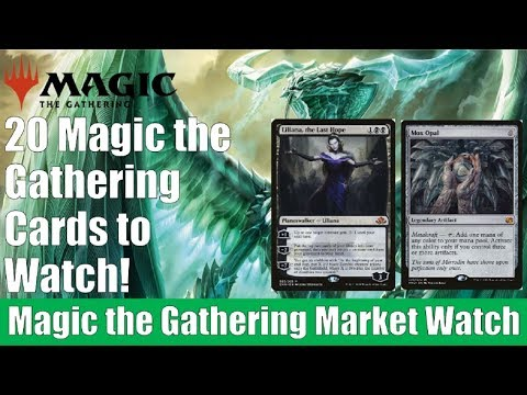 MTG Market Watch: 20 Magic The Gathering Cards To Watch Mp3