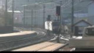 preview picture of video 'OEBB - Brenner - Montée d'une UM - passage à Steinach'