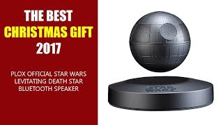 THE BEST CHRISTMAS GIFT 2017 - Plox Official Star Wars Levitating Death Star Bluetooth Speaker