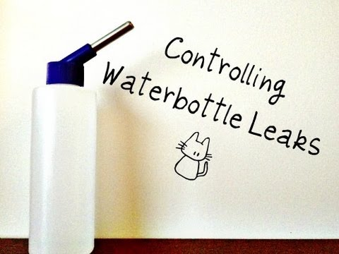 Preventing Waterbottle Leakage