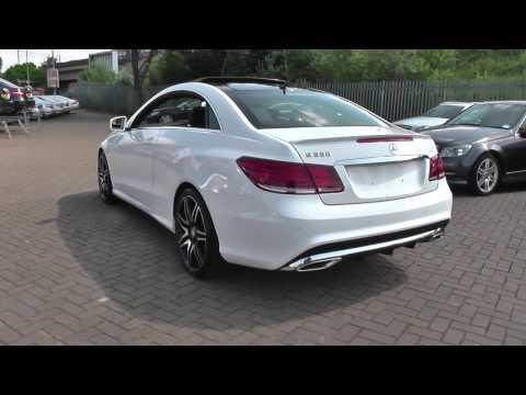 Mercedes-Benz E-Class  Coupe E250 CDI Coupe U21733