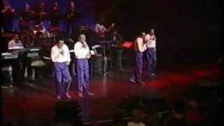 Four Tops - Ain't No Woman Like The One I Got (LIVE!)_