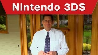Reggie's Animal Crossing: New Leaf Home Tour