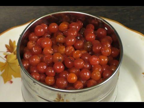 Гидролат (паровая вытяжка) из плодов калины