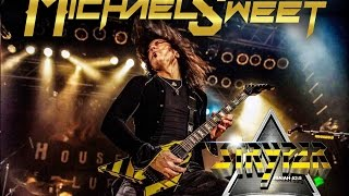MICHAEL SWEET STRYPER GOLDEN AGE  OFFICIAL LYRIC/VISUAL VIDEO