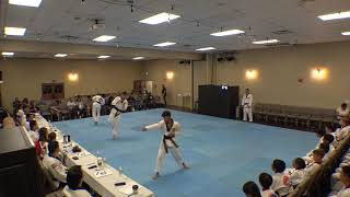 Black Belt Exam 2018